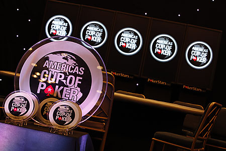 Americas Cup of Poker final to be hosted in New Jersey.