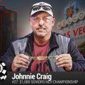 Johnnie Craig WSOP 2016