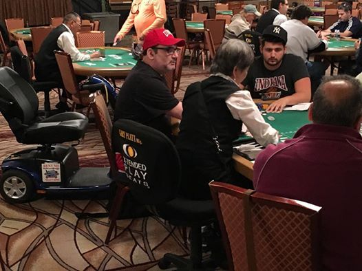 Michael Matusow WSOP Day Six recap