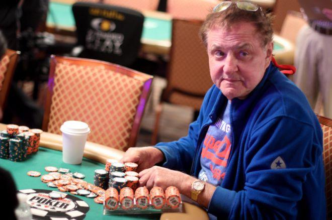 Pierre Neuville WSOP 2016