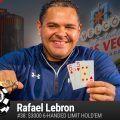 Rafael Lebron WSOP 2016
