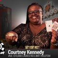 Courtney Kennedy Ladies WSOP 2016