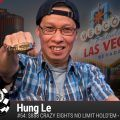 Hung Le WSOP 2016