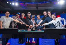 October Nine is Set for 2016 World Series of Poker Main Event Final Table