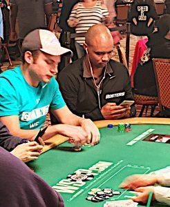 Phil Ivey WSOP 2016