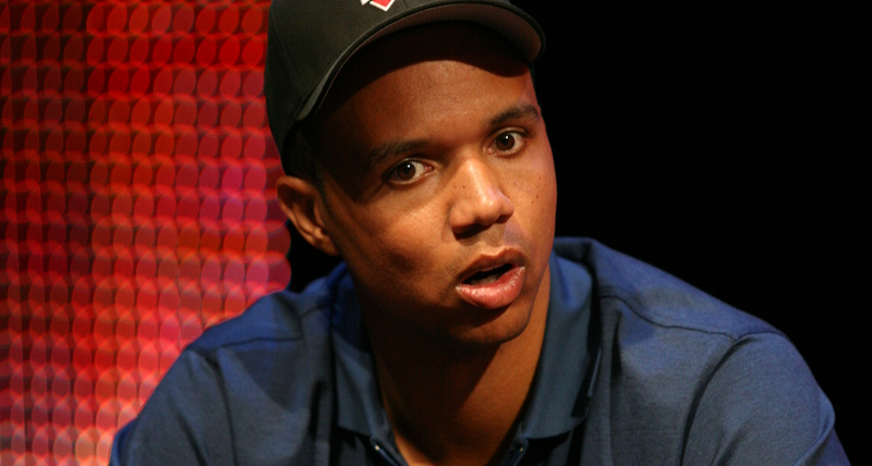 Phil Ivey WSOP Main Event 2016
