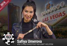 2016 World Series of Poker Daily Update: Large Field in Crazy Eights, Safiya Umerova Scores First Bracelet