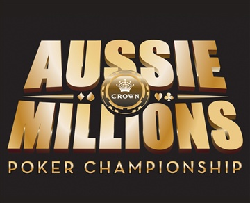 Aussie Millions to become standalone event.