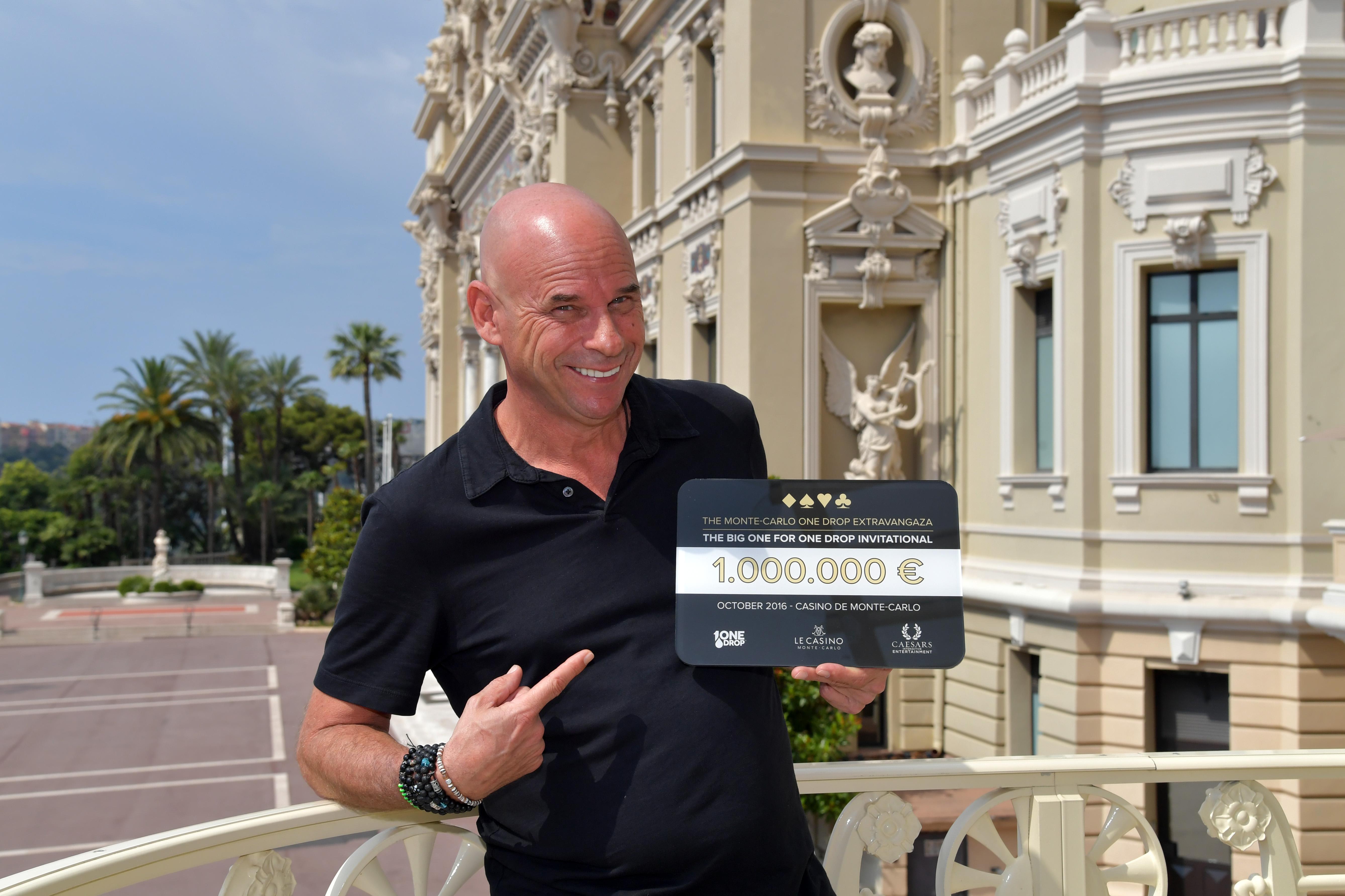 Guy Laliberte One Drop Monte-Carlo