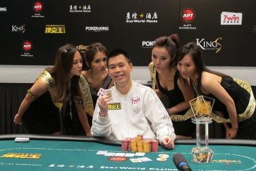 Elton Tsang wins One Drop.