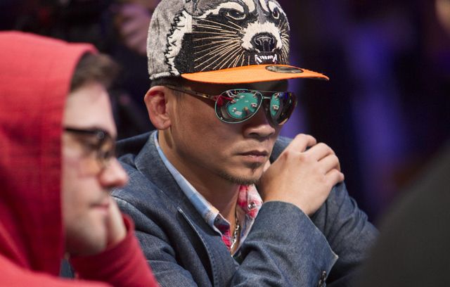 Qui Nguyen WSOP Main Event