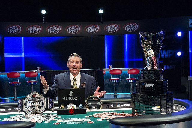 Mike Sexton wins WPT Montreal.