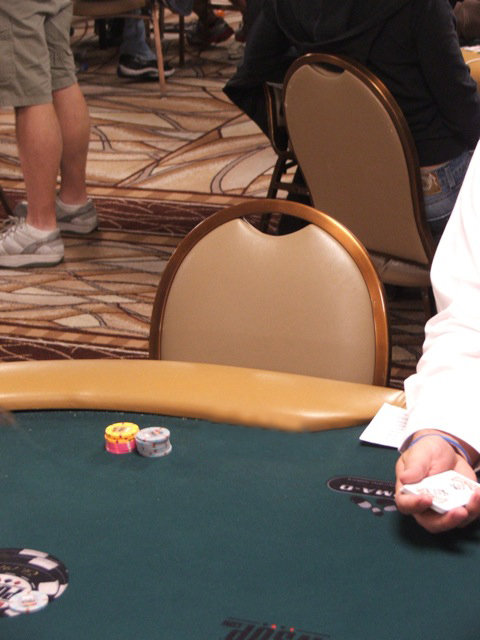 PokerStars Seat Me.