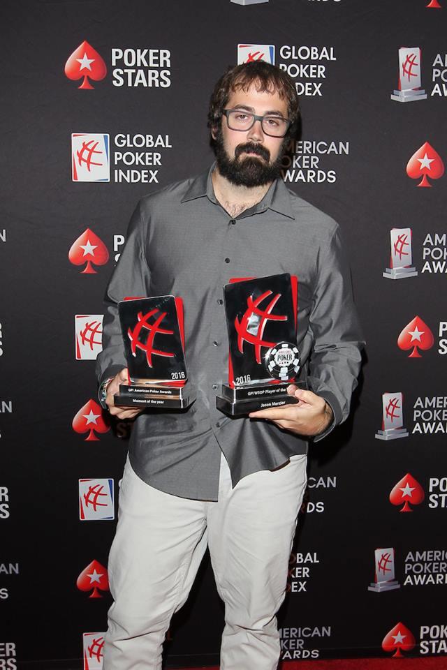 Jason Mercier American Poker Awards