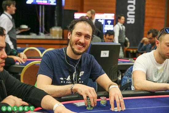 Ian Simpson Unibet Poker ambassador.