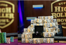 Organizers Adjust Player Cap in $300,000 Super High Roller Bowl