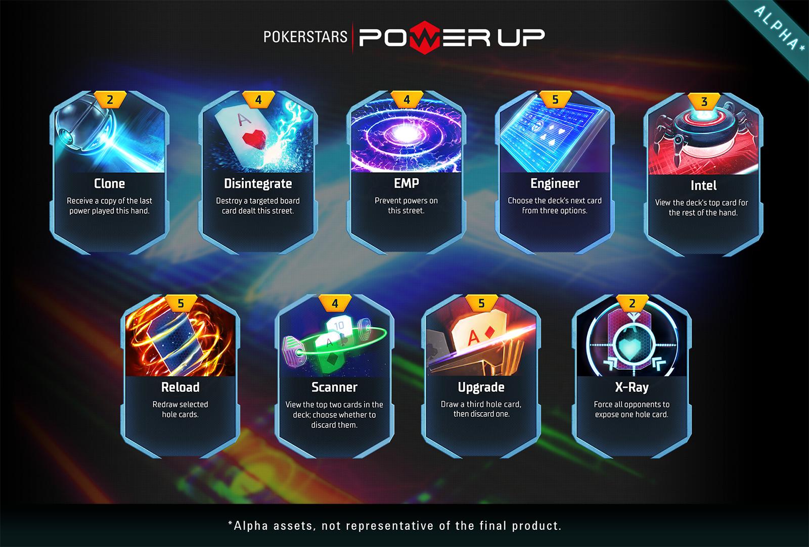 PokerStars Power UP Alpha.