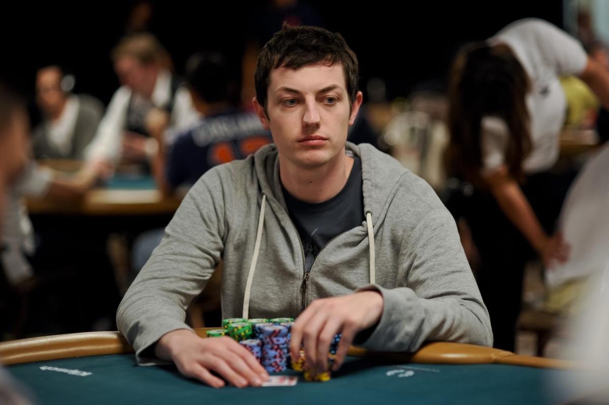 Tom Dwan high stakes problem.