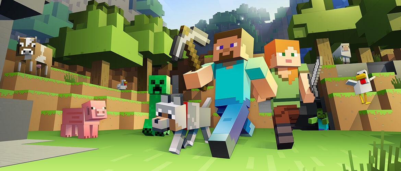 Microsoft Minecraft bot.