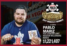 WSOP Weekly Round-Up: Mariz is the Big Winner as Millionaire Maker Concludes