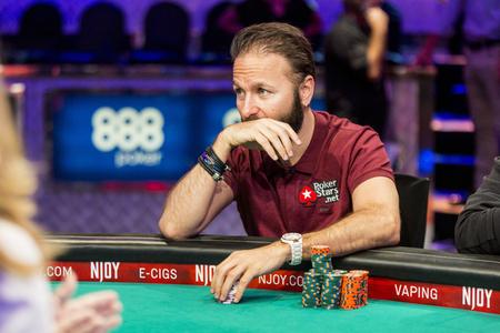 Daniel Negreanu WSOP.