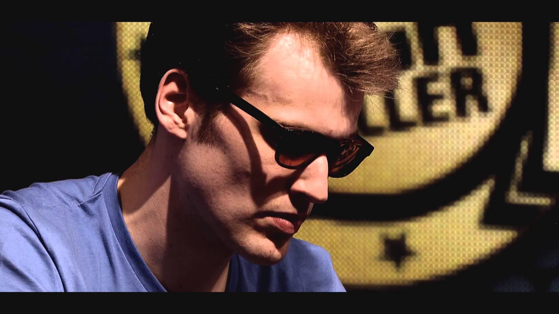 Christoph Vogelsang Super High Roller Bowl.