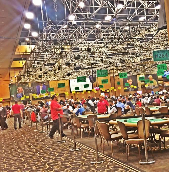 WSOP Marathon