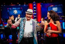 British Amateur John Hesp Lights Up WSOP Main Event Finale