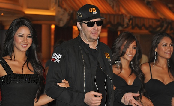 Phil Hellmuth Poker Night in America.
