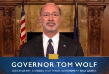 Online Poker in Pennsylvania Passed by Gov. Wolf