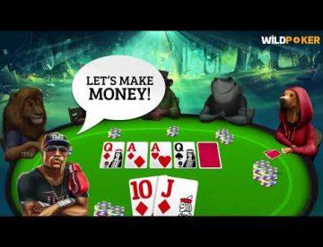 Floyd Mayweather Wild Poker.