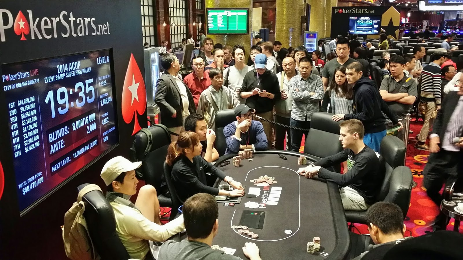 poker osaka
