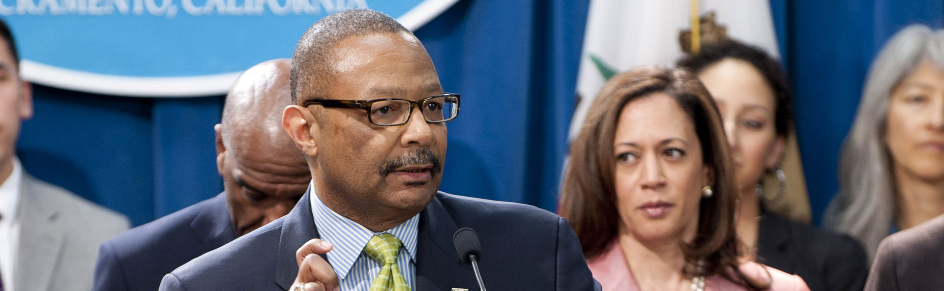 Assemblyman Reggie Jones-Sawyer.