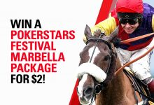 PokerStars Horseracing Tournament Mash-Up is a Sign of the Times