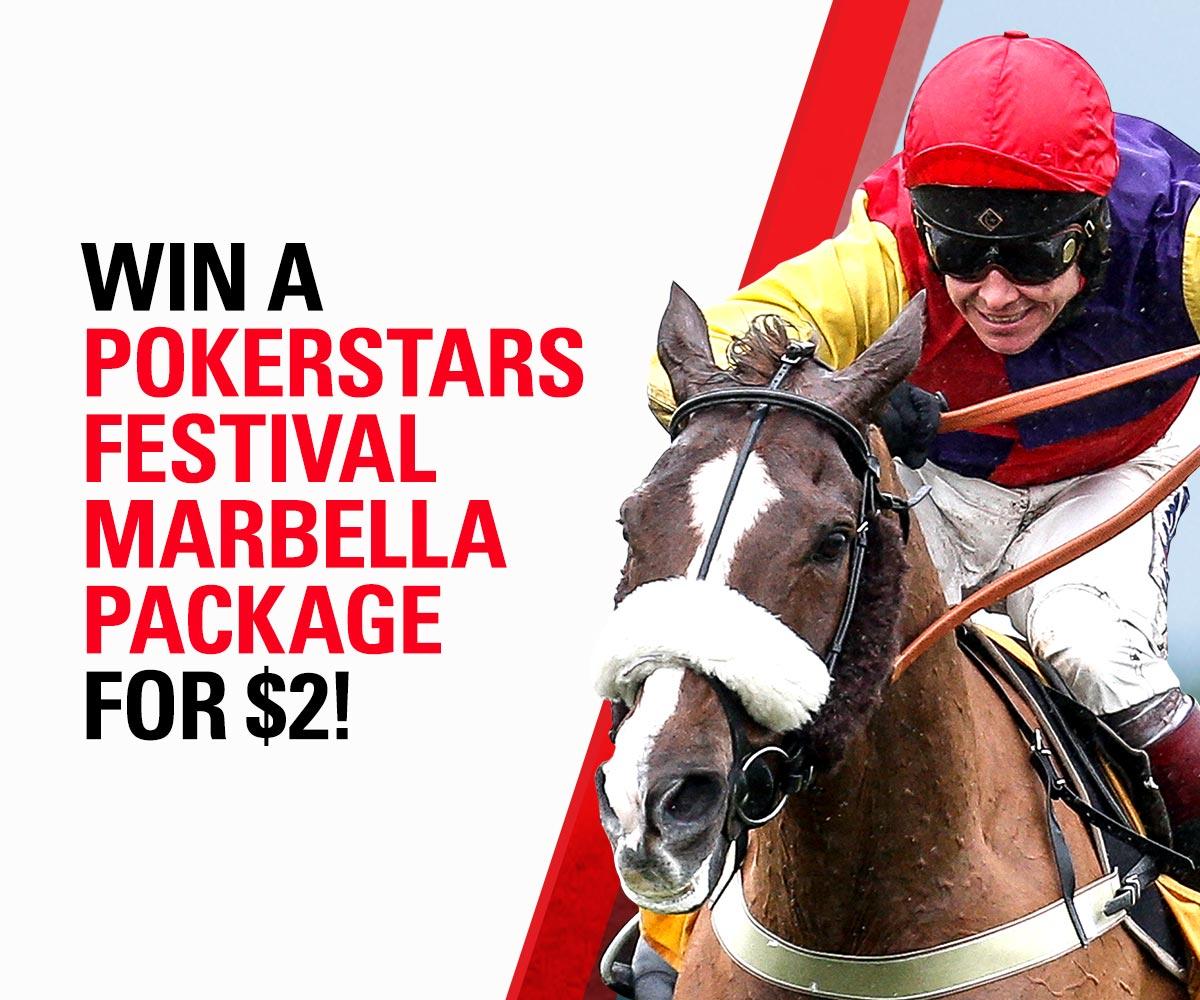 PokerStars The Big Race.