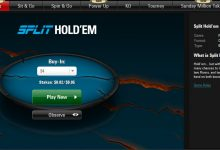 PokerStars Divides Opinions with Split Hold'em Launch