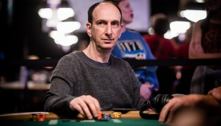 Erik Seidel Seminole Hard Rock Hollywood Poker.
