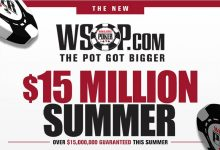 Sharing is Caring as WSOP.com Marks Tristate Poker with $15 Million Party