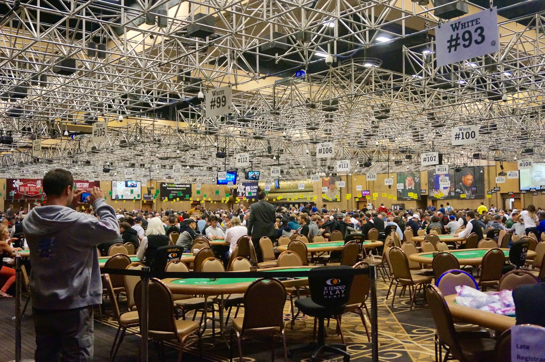 The Rio WSOP.