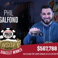 Phil Galfond $10,000 Pot Limit Omaha Hi-Lo 8 or Better Championship.