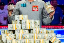 John Cynn Avenges 2016's Near Miss to Win 2018 WSOP Main Event