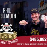 Phil Hellmuth WSOP win.