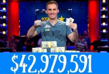 Justin Bonomo Reveals WSOP One Drop Deal