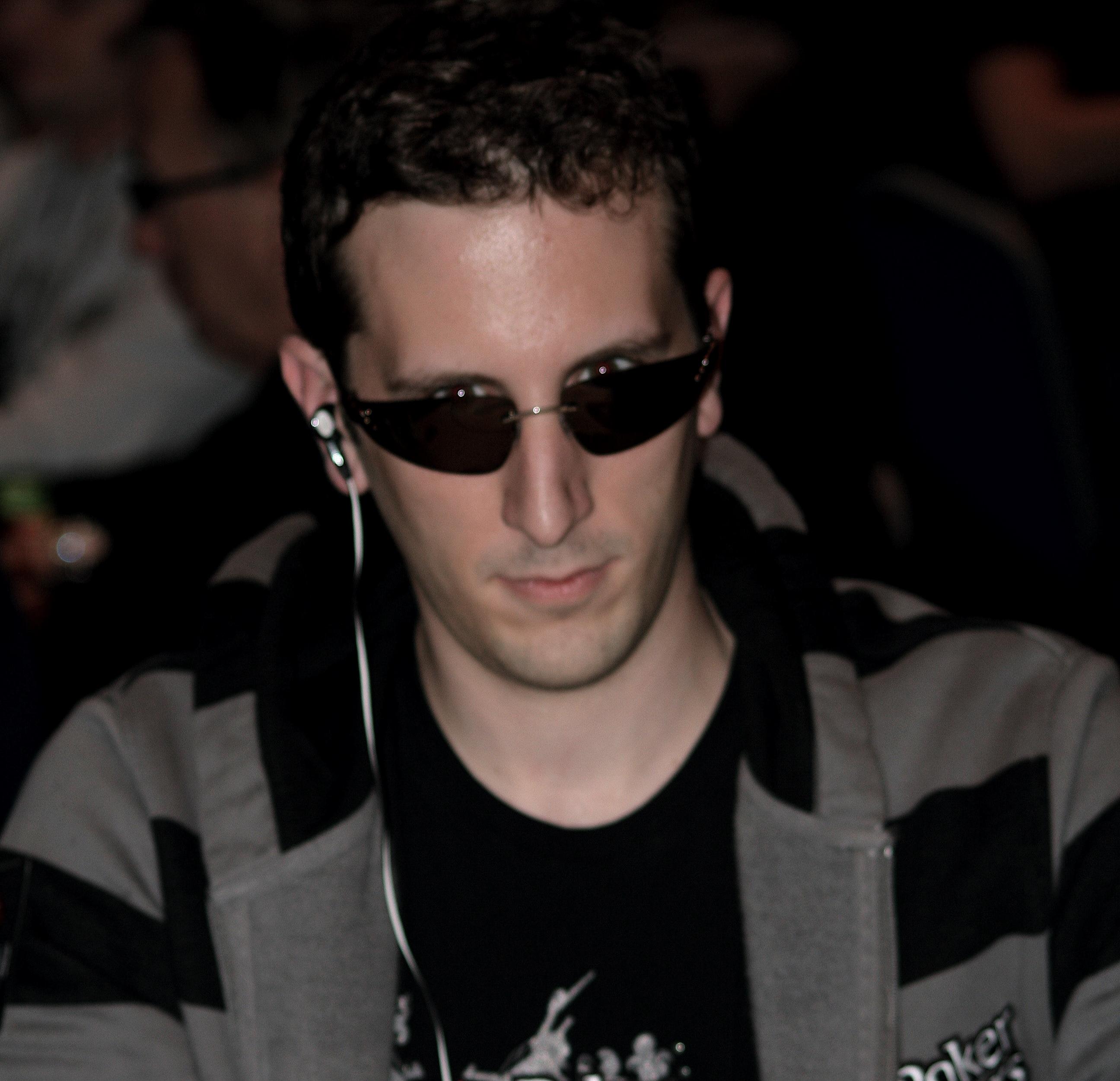 Bertrand Grospellier poker.