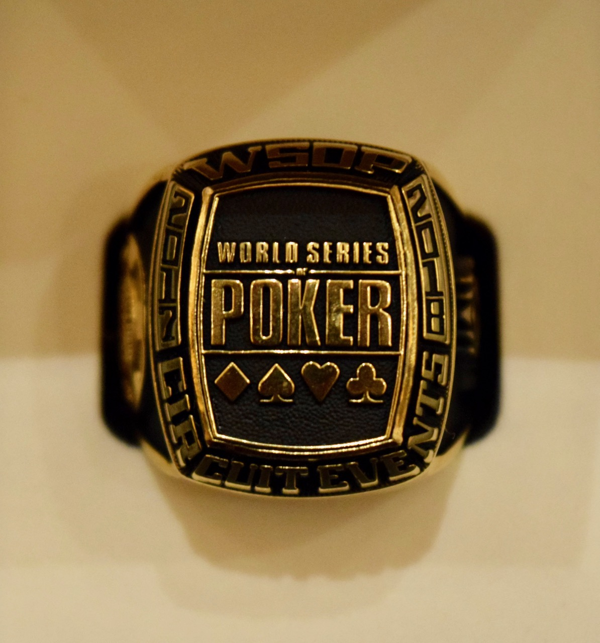 WSOP Circuit Ring.