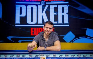 Jack Sinclair Avenges 2017 Defeat to Win 2018 WSOPE Main Event