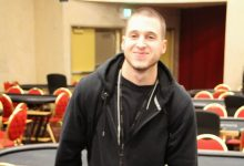 Poker Pro Rich Alati Locks Himself in a Bathroom to Win $100K