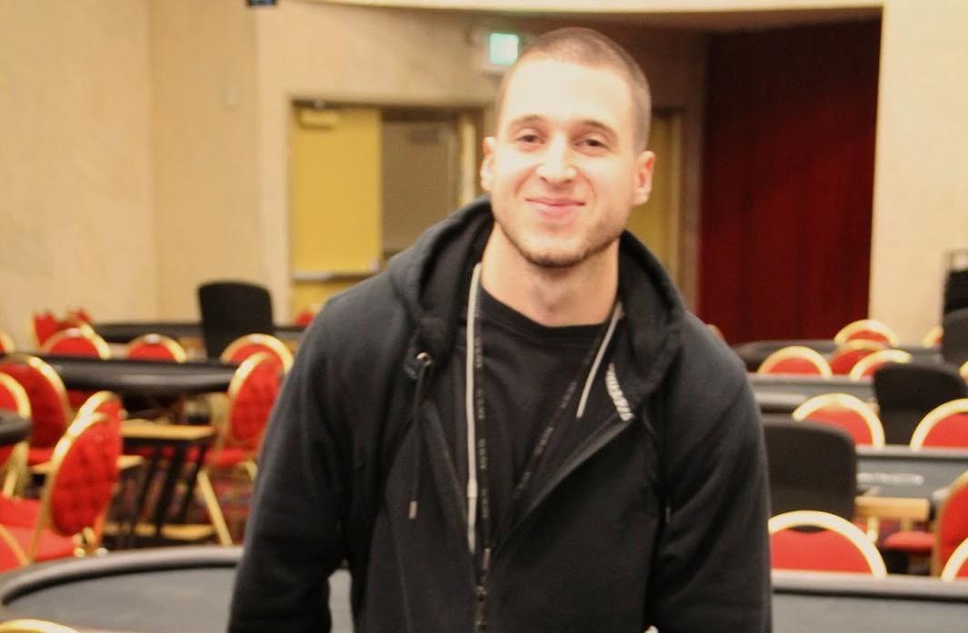 Rich Alati poker prop bet