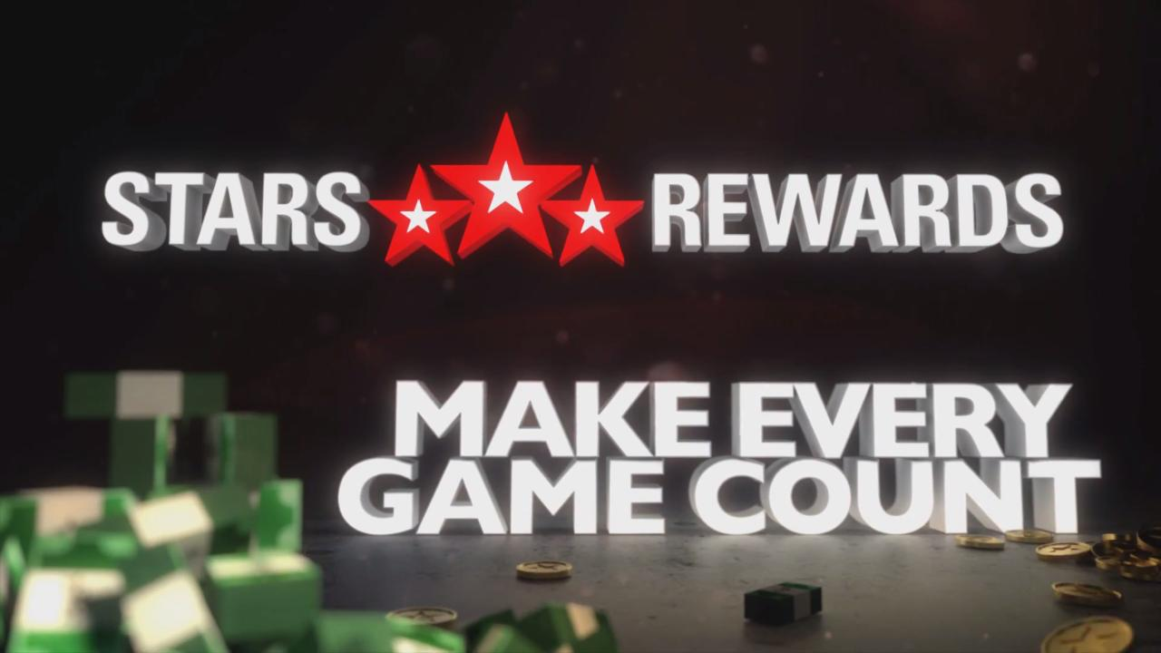 PokerStars NJ Stars Rewards