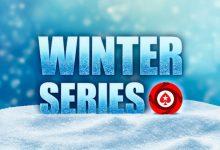 PokerStars Winter Series Heats Up Holiday Season with $40 Million Prizepool